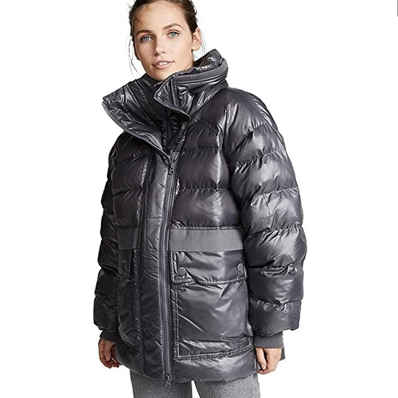 Adidas by Stella McCartney Jackets & Blazers - Adidas by Stella McCartney Puffer Coat